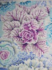 Brassica Sky Floral Flower Fall 2015 Philip Jacobs Rowan Fabric Yard