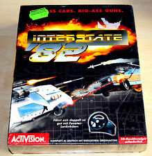 Gioco PC GAME Interstate 82-NUOVO NEW SEALED BIG BOX MANUAL-RARE!!!