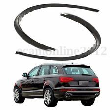 2x Nero Body Kits Carbon Fender Flare Wheel Eyebrow Sticker Per Universal Auto