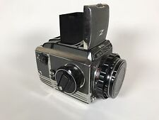 Bronica S2A Medium Format SLR Film Camera with 75 mm lens Kit