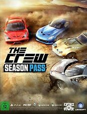 The Crew Season Pass - uPlay - Key - Code - Download - Digital - [No Steam] PC