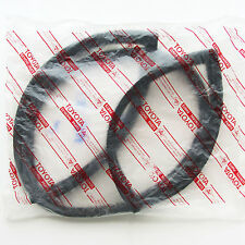 TOYOTA COROLLA KE20 2door sedan front windshield weatherstrip rubber seal
