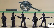 Armies In Plastic 5434 - Napoleonic Wars Waterloo 1815 Figures-Wargaming Kit