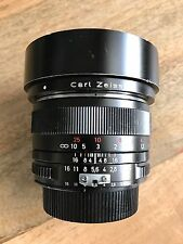 Zeiss Planar 50mm f/1.4 ZF T* Lens Manual Focus Fits Nikon F Mount