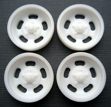"Resin 1/18 Scale 15"" 5 Slot Mag Wheels"