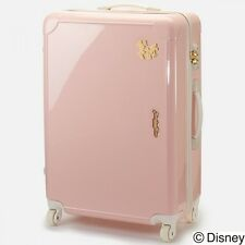 DISNEY Mickey Minnier Travel Luggage Carry On Bag Suitcase Suit Case Japan T4642