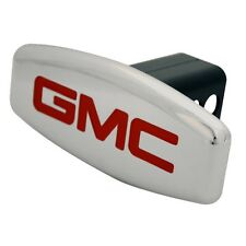 Bully CR-004A GMC Logo Hitch Cover Chrome Towing Trailer Nice New Free Shipping