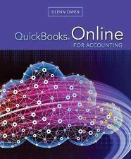 QuickBooks® Online for Accounting by Glenn Owen (2016, Paperback)