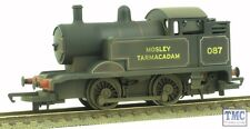 R3360 Hornby OO/HO Railroad 0-4-0 'Mosley Tarmacadam' Real Coal Weathered by TMC