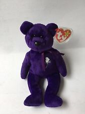 VERY RARE BEANIE  BABY 1997 PRINCESS  DIANA  TY  MEMORIAL FUND