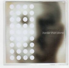 (FE186) City And Colour, Harder Than Stone - 2013 DJ CD
