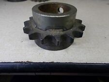 """Roller Chain Sprocket 60B15F1-3/4 w/ Welded Collar BS 3/4"""" *FREE SHIPPING*"""