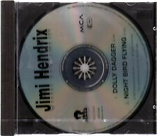 JIMI HENDRIX Dolly Dagger/Night Bird Flying CD Single Promotional NEW No Barcode