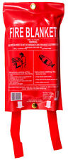 3X Fire Blanket 1m x 1m ( Certified AS3504)-AS/NZS 3504
