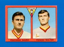 CALCIATORI Mira 1967-68 - Figurina-Sticker - FRACASSA-FRISONI - MESSINA -Rec