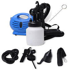 650W Paint Sprayer System Electric Spray Gun Painting Fence Bricks Tool Kit New