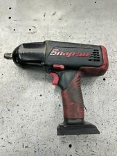 """Snap On CT4850H0 1/2"""" Impact Wrench 18v"""