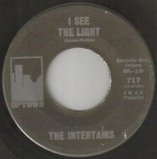 Northern Soul Original - Intertains - I See The Light - Listen!