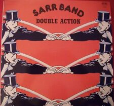"SARR BAND "" DOUBLE ACTION "" NEW EURO LP DISCO SOUL FUNK"