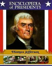 Thomas Jefferson: Third President of the United States - Hargrove, Jim - Library