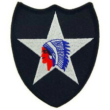 2nd Infantry Division Patch- Approx 3.5""