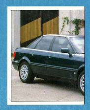 AUTO 100-400 Km - Panini -Figurina-Sticker n. 82 - AUDI 80 2.0 90cv 1/2 -New