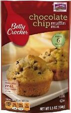 Betty Crocker Chocolate Chip Muffin Mix