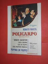 CARTOLINA DA COLLEZIONE DE FILIPPO, edoardo -peppino -titina N°4