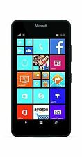 AT&T GoPhone Nokia Lumia 640 - 8GB - Black Gray Smartphone (No Annual Contract)