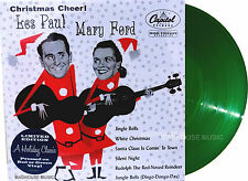 LES PAUL & MARY FORD LP A Holiday Classic RECORD STORE DAY Red Green VINYL Ltd.