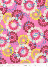 Play in Pink Quilt Fabric - 1 Yard