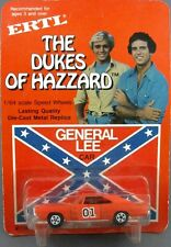 General Lee - The Dukes of Hazzard 1:64 vintage 1969 Charger #01 by ERTL