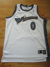 Adidas GILBERT ARENAS No 0 WASHINGTON WIZARDS (XL) Jersey