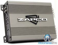 ZAPCO ST-4D AMP 4-CHANNEL 640 W RMS CLASS D FULL RANGE SPEAKERS AMPLIFIER NEW