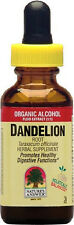 Dandelion Root Extract 2 oz, Nature's Answer, rich in potassium, cleansing
