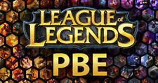 League of Legends Lol-pbe account # cheapest #