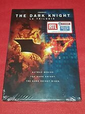 "Coffret DVD Batman "" the Dark Knight "" la Trilogie"
