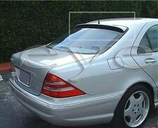 MERCEDES CLASSE S W220 S55 AMG LOOK  REAR ROOF SPOILER