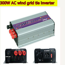 300W Grid Tie Inverter wind generator MPPT Inverter for 3 Phase AC Output Wind