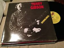 "TERRY GIBSON SPANISH 12"" LP SPAIN DOWNLINER - COCODRILO 90 GARAGE ROCK BEAT"