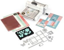 Sizzix Big Shot Plus Die Cutting Machine Starter Kit Free Shipping