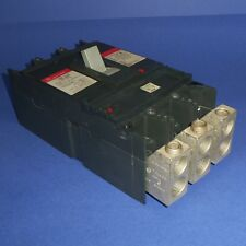 GE GENERAL ELECTRIC SPECTRA RMS 600VAC 400A 3-POLE CIRCUIT BREAKER SOLA36AT0400