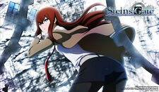 Steins;Gate Makise Kurisu Card Game Mat 24 x 14 inches Anime NEW