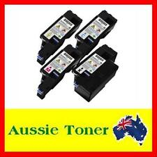 4 x Dell 1250 toner cartridge for Dell colour laser 1250C 1355CN C1760nw C1765nf
