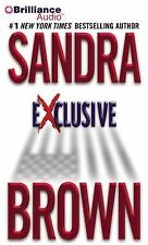 Exclusive by Sandra Brown and Fern Michaels (2011, CD, Abridged)