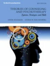 NEW Theories of Counseling and Psychotherapy Systems, Strategies, and Skills 4E
