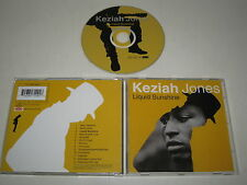 KEZIAH JONES/LIQUID SUNSHINE(DELABEL/7243 8472092 6)CD ALBUM