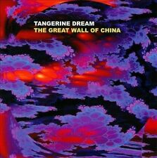 TANGERINE DREAM The Great Wall Of China CD NEW TDI CD022 electronic ambient