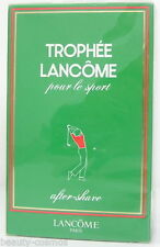 TROPHEE LANCOME POUR LE SPORT AFTER SHAVE - 100 ml