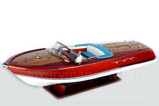 MODEL Riva ARISTON 60 CM - Wooden Model Boat High quality